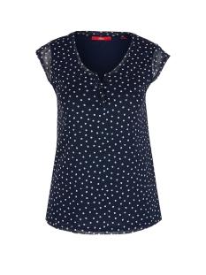 s.Oliver T-shirt T SHIRT MET V HALS 05906346331 59B3