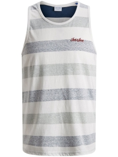 Jack & Jones T-shirt JORSIDER TANK TOP 12155565 Total Eclipse/REG
