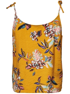 onlleah sl top wvn 15179659 only top golden yellow/la flower