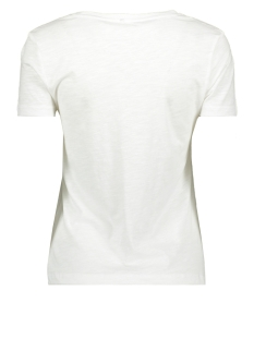 onlbine knot s/s foil top box co/sl 15183202 only t-shirt bright white/do what