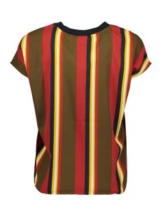 nmgaia ss top 4 27008652 noisy may t-shirt kalamata/ mix stripe