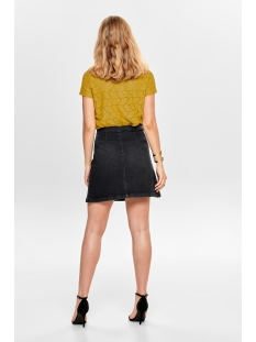 jdytag s/s lace top jrs rpt2 noos 15152331 jacqueline de yong t-shirt harvest gold