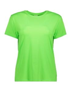 Jacqueline de Yong T-shirt JDYNIKI S/S TOP JRS EXP 15197546 Neon Green