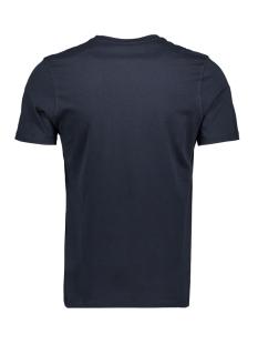 jorrival tee ss crew neck 12155596 jack & jones t-shirt total eclipse/slim