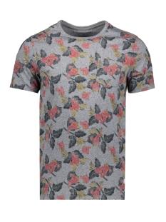 Jack & Jones T-shirt JPRJEREMY BLU. TEE SS CREW NECK 12156368 Navy Blazer/MELANGE