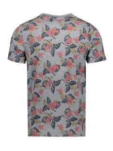 jprjeremy blu. tee ss crew neck 12156368 jack & jones t-shirt navy blazer/melange