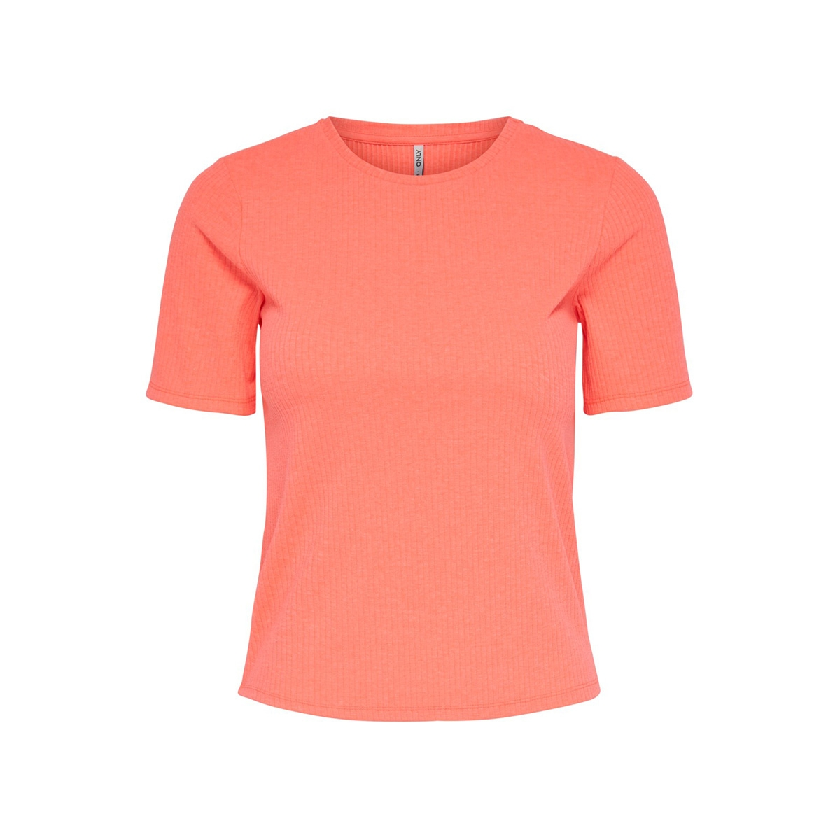 onlaija s/s top jrs 15195855 only t-shirt knockout pink