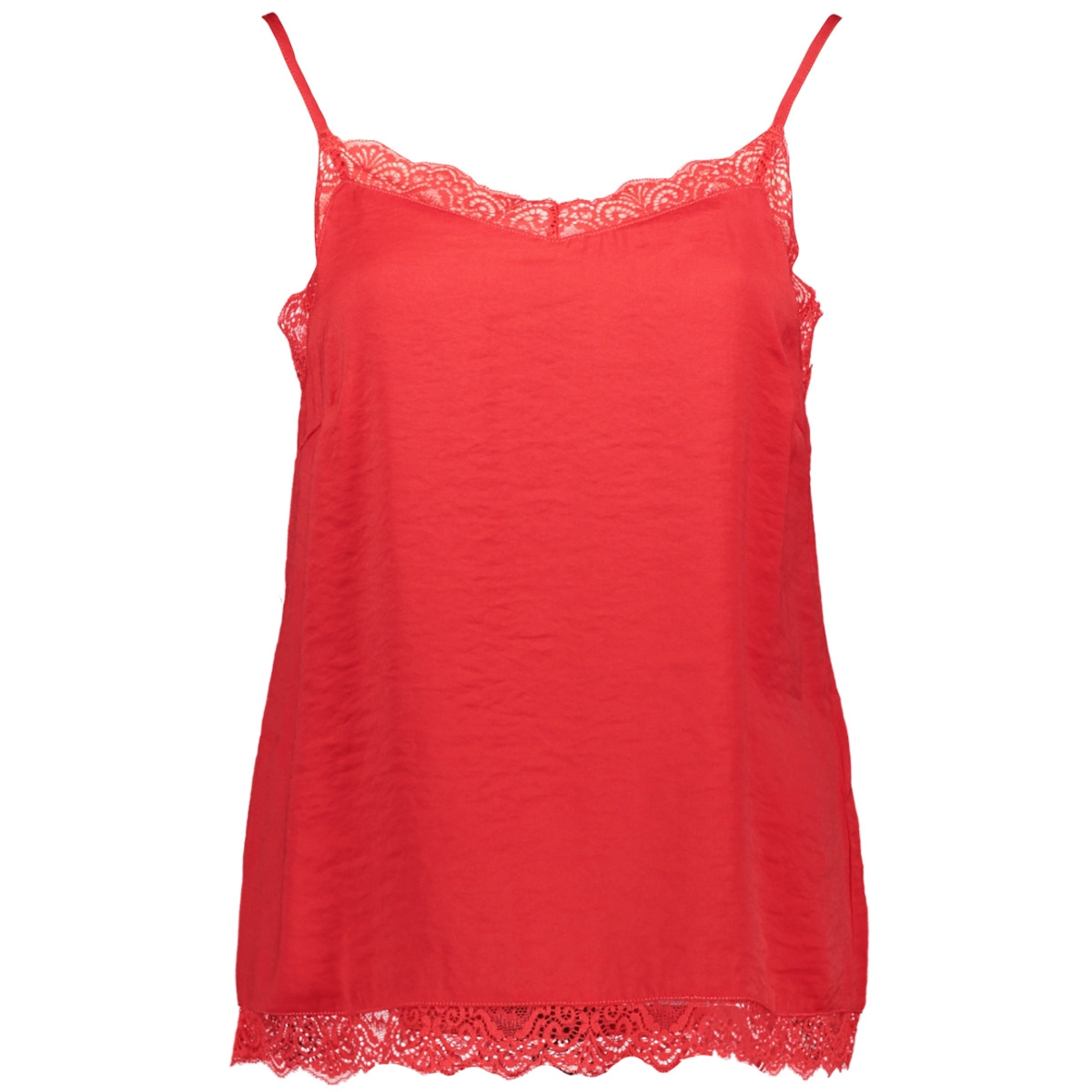 vicava lace singlet - fav 14045939 vila top racing red