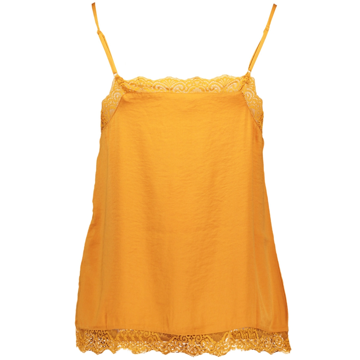 vicava lace singlet - noos 14044577 vila top golden oak