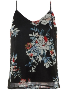 Vero Moda Top VMWONDA NILLY SINGLET EXP 10217168 Black/Lea