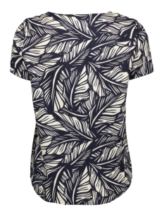vmsimply easy ss top 10211480 vero moda t-shirt night sky/litas