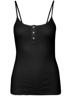 Pieces Top PCEOANNA STRAP TOP 17097983 Black