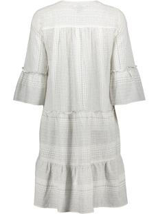 vmdicthe 3/4 tunic exp 10225127 vero moda jurk snow white/hilda