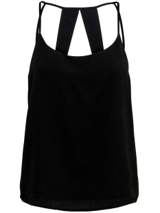 Only Top ONLJEAN SINGLET WVN 15179485 Black
