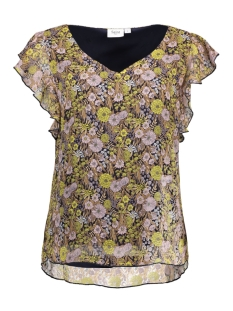 Saint Tropez Top WOVEN TOP S S U1008 2125 FREESIA