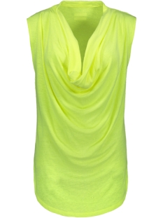 10 Days Top WATERFALL TOP 20 451 9103 FADED FLUOR YELLOW