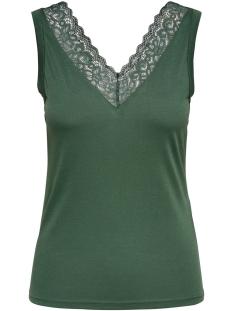 jdykim treats lace singlet jrs 15181043 jacqueline de yong top duck green