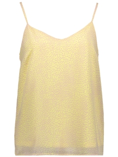 Vero Moda Top VMCAILEY NILLY SINGLET EXP 10226665 Mellow Yellow/LAVENDULA