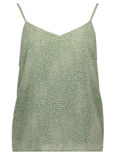 Vero Moda Top VMCAILEY NILLY SINGLET EXP 10226665 Hedge Green/BIRCH ALIS