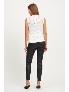 vistasia s/l lace top 14049851 vila top cloud dancer