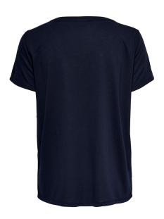 jdycity treats s/s print top 07 19 15179413 jacqueline de yong t-shirt sky captain/athletic
