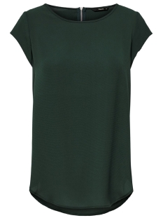 Only T-shirt ONLVIC S/S SOLID TOP NOOS WVN 15142784 Green Gables