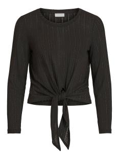 viflori l/s t-shirt/tb 14054509 vila t-shirt black