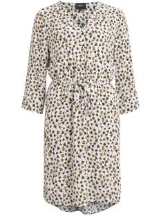 objbay 3/4 dress aop seasonal 23029368 object jurk gardenia