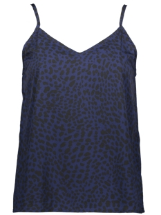 Only Top ONLFTAYLOR SINGLET WVN 15186152 Peacoat/APPALOOSA