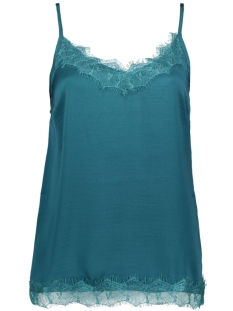 Saint Tropez Top SINGLET TOP WITH LACE R1071 8309 DRAGONFLY