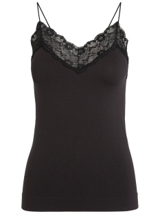 Pieces Top PCTOLOA SINGLET NOOS 17091740 Black