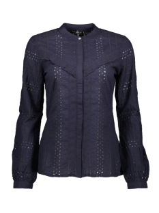 ONLMIRIAM LS EMB ANGLAISE BLOUSE DN 15169835 Night Sky