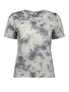 onlirina s/s t-shirt jrs 15193597 only t-shirt cloud dancer/night sky