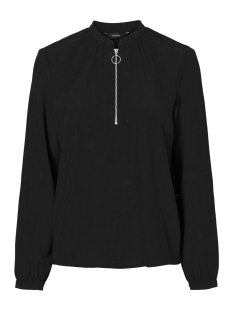 vmcecilia ls top wvn 10220017 vero moda blouse black