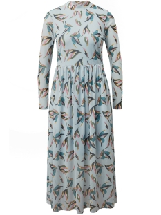 mesh jurk met print 1013448xx71 tom tailor jurk 19295