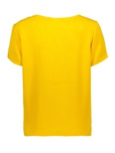 vilaia s/s top - fav 14050338 vila t-shirt golden rod