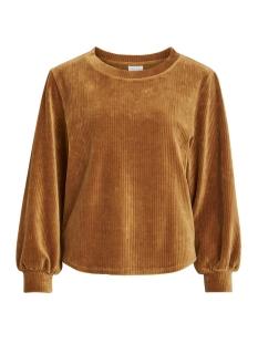 Vila sweater VIKITA L/S TOP 14054656 Toffee