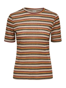 jdycille s/s top jrs 15184118 jacqueline de yong t-shirt black/multicolor