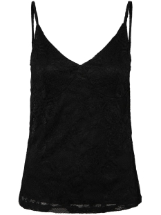 Vero Moda Top VMANDREA SINGLET LACE TOP  VIP 10223530 Black