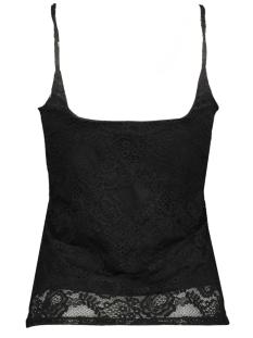 vmandrea singlet lace top  vip 10223530 vero moda top black