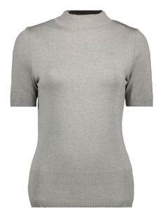 marnix short sleeve rollneck zoso trui grey