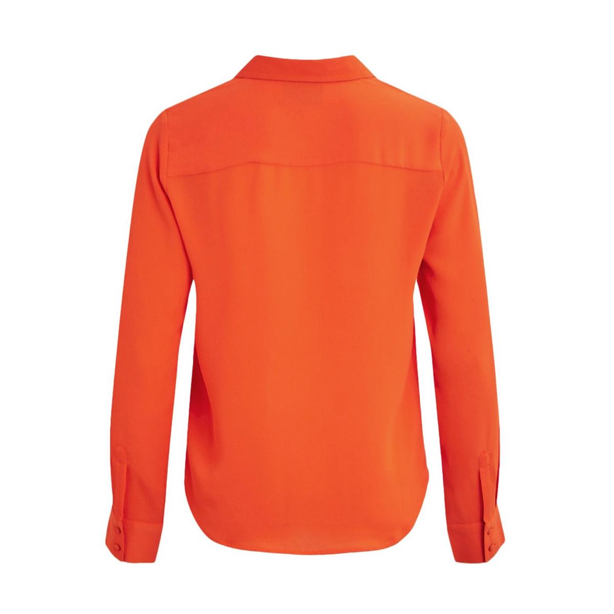 objrory l/s shirt .i 105 23030606 object blouse tigerlily