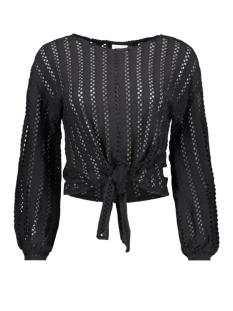 Vila T-shirt VIPILINE L/S T-SHIRT/2 14057286 Black
