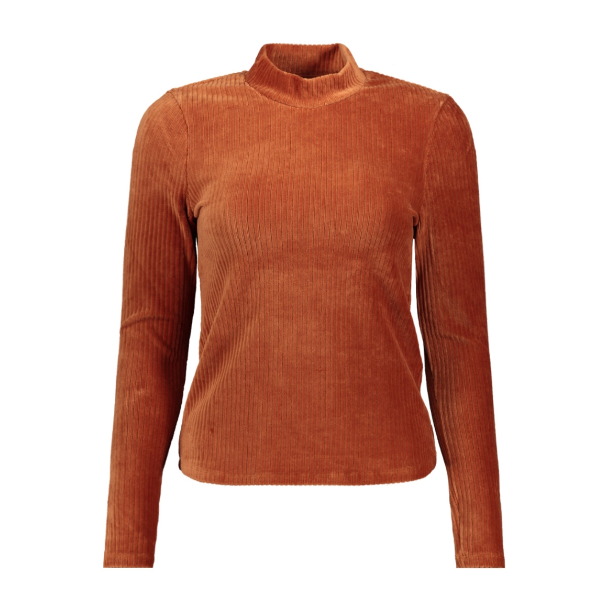 onlfenja l/s fitted top cs jrs 15195096 only trui ginger bread