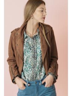 woven top long u1030 saint tropez blouse 8314