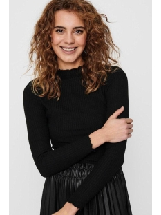ONLEMMA L/S HIGH NECK TOP NOOS JRS 15180040 Black