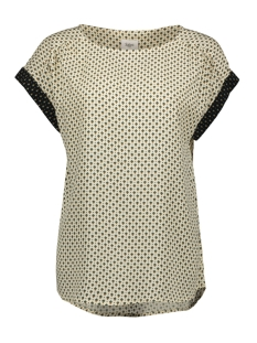 blouse met print u1025 saint tropez t-shirt 1077
