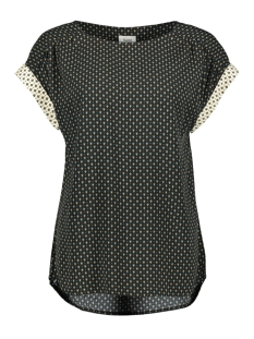Saint Tropez T-shirt BLOUSE MET PRINT U1025 0001