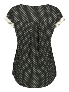 blouse met print u1025 saint tropez t-shirt 0001
