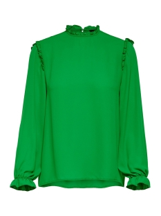 Only Blouse ONLELLA L/S TOP WVN 15186588 Fern Green